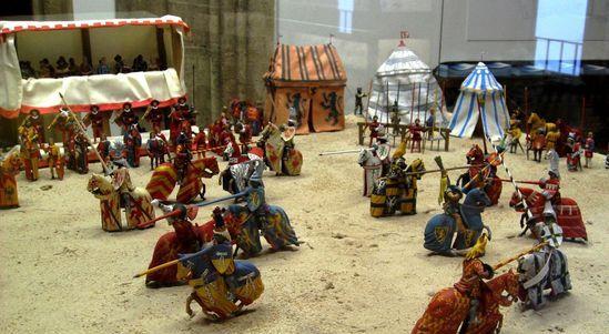 История военных миниатюр